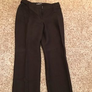 Ann Taylor linen pants, fully lined, 2P